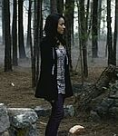 Bonnie in the woods