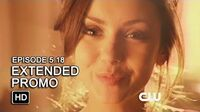 The Vampire Diaries 5x18 Extended Promo - Resident Evil HD