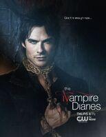 Damon February sweeps poster