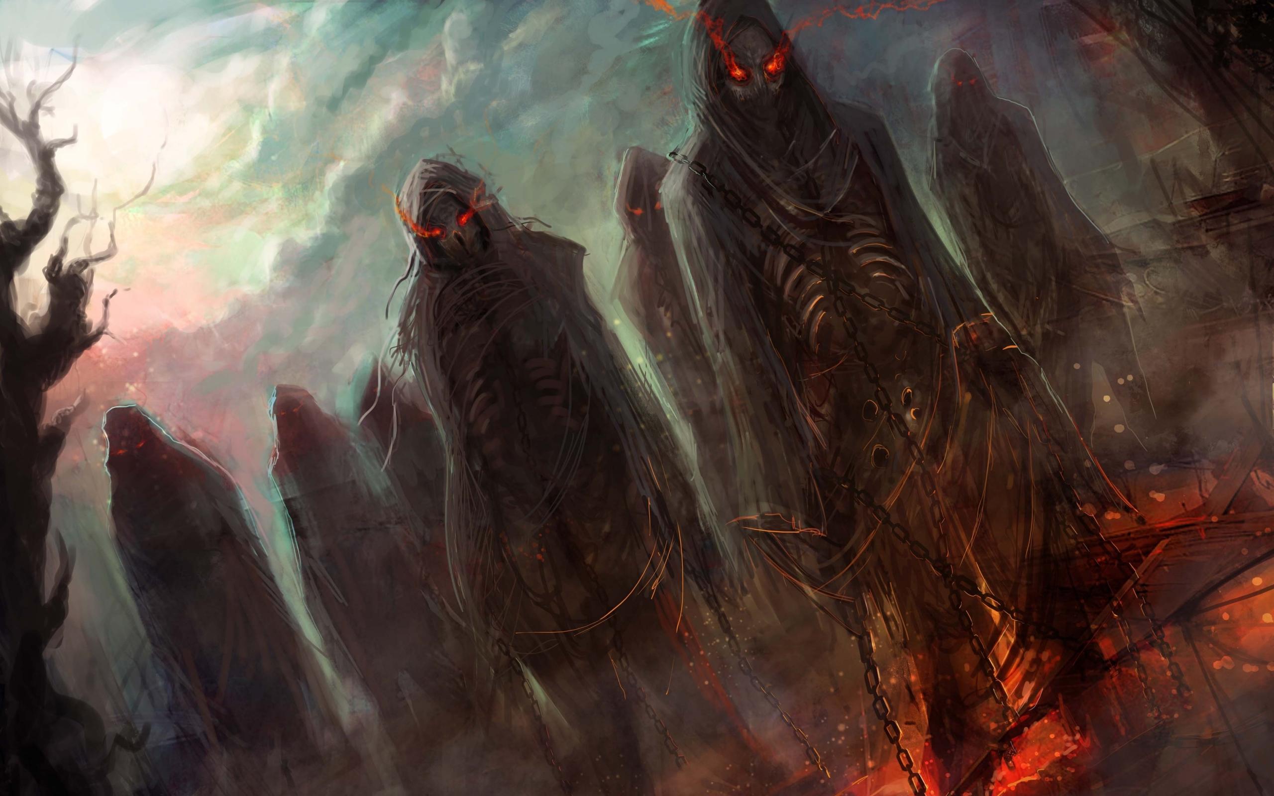 The Morts-Vivants
