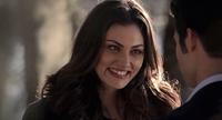 Hayley smiling with Elijah 1.15
