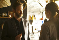 2x06 That's Nothing I Had to Remember-Alaric-Sheriff Mac 2