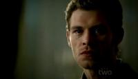 Klaus cries