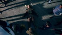 LGC304-076-Zombie Minotaur-Kaleb-Alaric-Jed