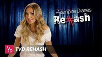 The Vampire Diaries - Rehash I'd Leave My Happy Home For You
