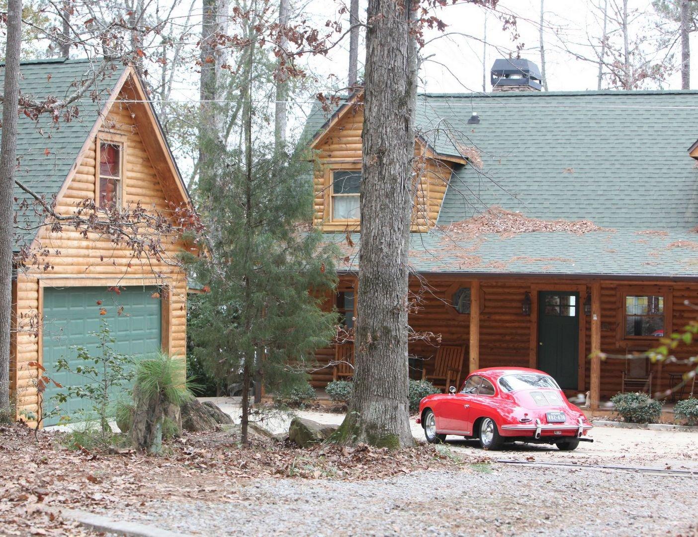 Gilbert Family Lake House