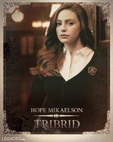 Hope Mikaelson-Tribrid-cwlegacies-Twitter