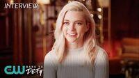 Legacies Jenny Boyd Lizzie's Intensity The CW