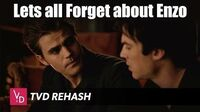 The Vampire Diaries - Rehash Man on Fire