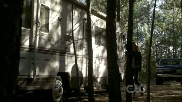 Bradys Wohnwagen