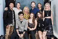 2019-07-19-SDCC-TVLine-06-Danielle Rose Russell-Kaylee Bryant-Jenny Boyd-Aria Shahghasemi-Quincy Fouse-Peyton Alex Smith-Matt Davis