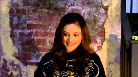 Phoebe Tonkin Previews The Originals