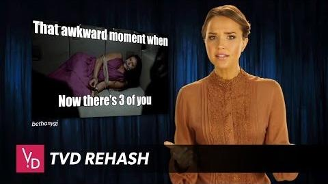 The Vampire Diaries - Rehash Handle with Care