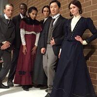 2015-04-17 Kent Wagner Charlie Johnson Fe Read Wing Liu Katie Lumpkin Natalie Romaine Instagram