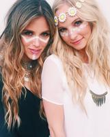 Kayla and Candice