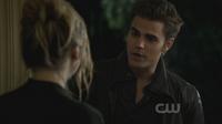 Caroline and Stefan in 2x13