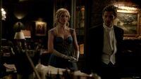 Klaus and Caroline in 3x14