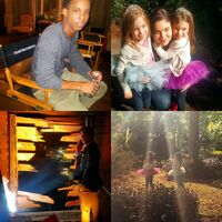03-10-2017 Demetrius Bridges-Ian Somerhalder-Jodi Lyn O'Keefe-Lily Rose-Tierney Mumford-Secret Harris-Instagram