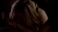 Caroline bites Jesse