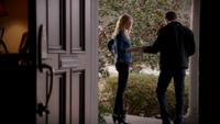 Caroline and Stefan in 4x15