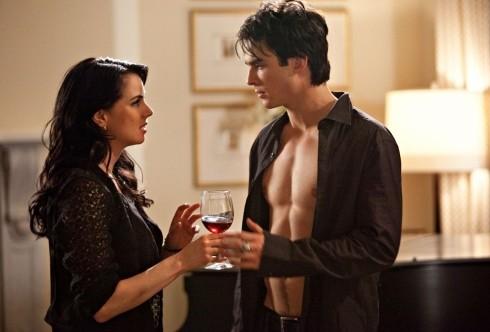 Damon and Isobel
