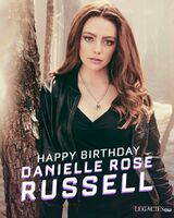 2018-10-31-Happy Birthday-Danielle Rose Russell