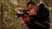 The Originals Season 3 Episode 10 A Ghost Along the Mississippi Strix member wiith gun