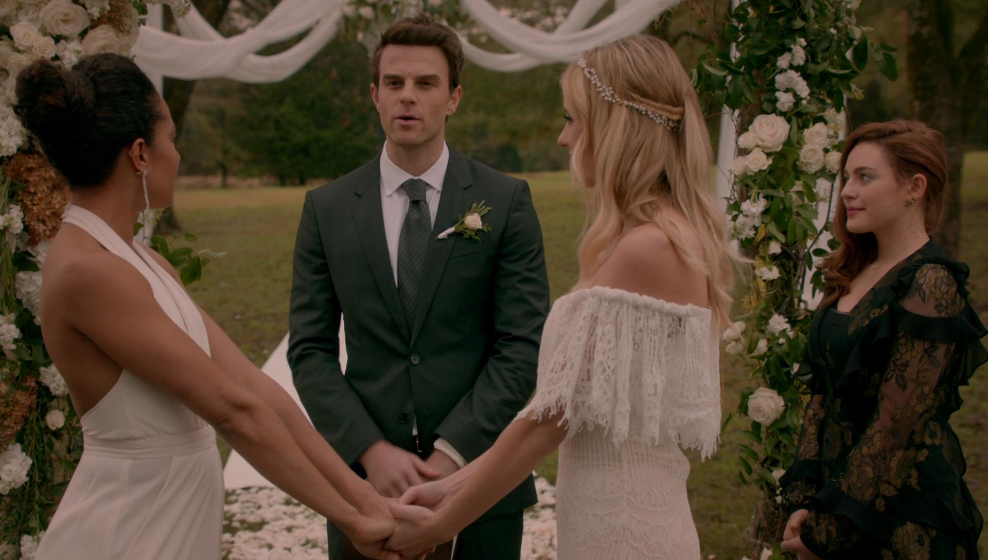Freya and Keelin's wedding