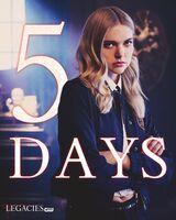 5 Days-Lizzie-cwlegacies-Twitter