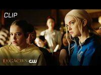 Legacies - Season 3 Episode 1 - Conciliatory Alaric Scene - The CW