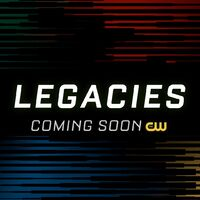 Legacies first poster
