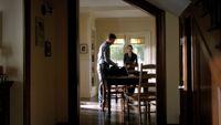 Alaric and Elena