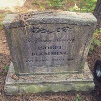 Grave-Isobel