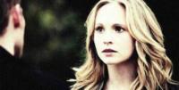 Silas as Klaus and Caroline 4x21..