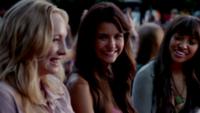 Caroline Elena and Bonnie 5x1