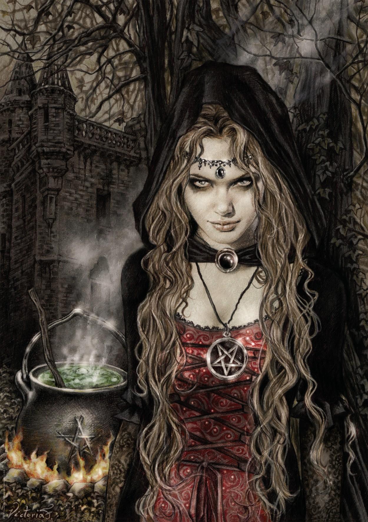 Witch (Novels)
