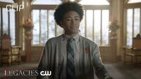 Legacies The Boy Who Still Has A Lot Of Good To Do Scene The CW