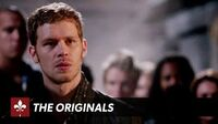 The Originals - New Rules Trailer