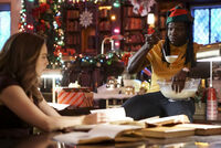 2x08 This Christmas Was Surprisingly Violent-Hope-Kaleb