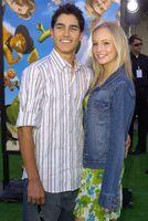 Candice Accola and Tyler Hoechlin--