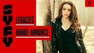 LEGACIES sur SYFY - La Bande Annonce-0