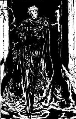 Noble Greylancer in Nightmare village