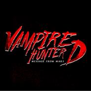 VHD Message from Mars alternate logo Capture