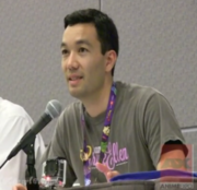 Scott Mclean anime expo 2015.png