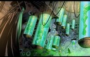 Ryan Benjamin and Richard Friend VHD Message from mars comic number 2 color preview vhd-comic-monster-lab-color (1)