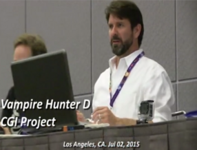 Kurt Rauer of Unbified Pictures in Anime Expo 2015.png