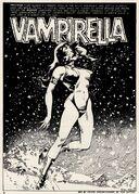 Vampirella from Vampirella 8 Warren