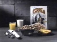 Count Chocula 1987