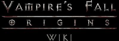 Vampire's Fall: Origins Wiki
