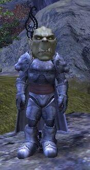 Goblin mask picture